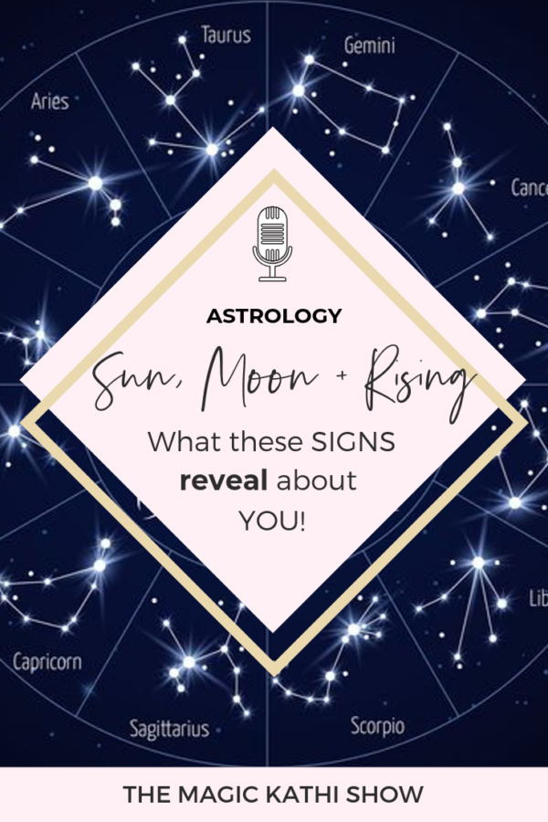 36   The Difference between your Sun, Moon & Rising sign in your Birth Chart   Deep Astrology