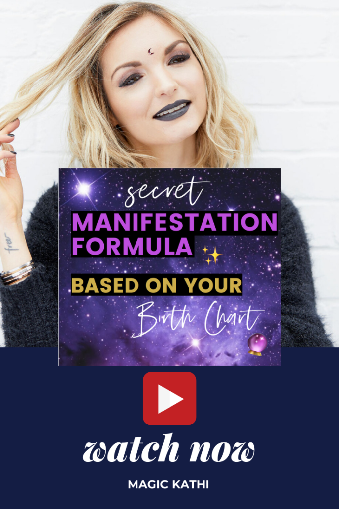 How to manifest with astrology
