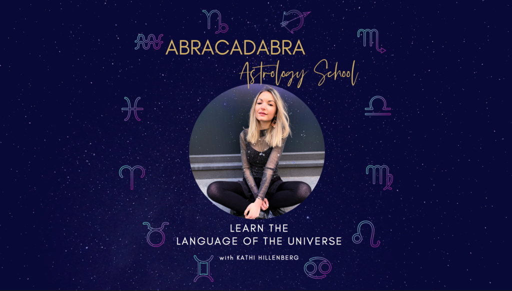 Learn the Language of the Universe in the Astrology School!